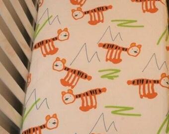 Tiger quilt