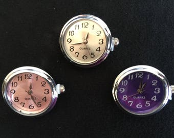 Jewel watch 5.5 mm snap