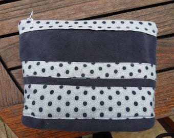 Watermelon fabric make-up POUCH