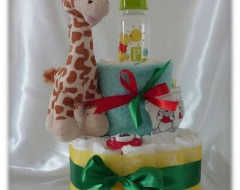 KIT to make yourself diaper cake