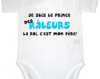 Humor haters Prince Bodysuit