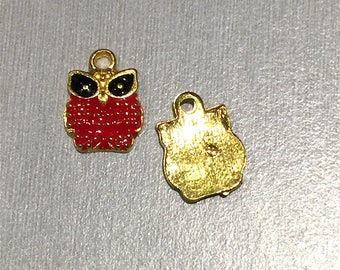 Gold and Red OWL