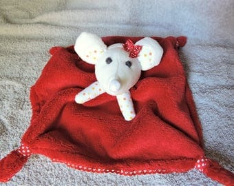 Toy mouse red baby & child