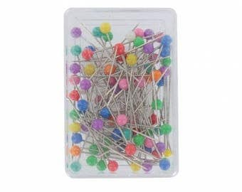 "Box of pins ""plastic dip"""