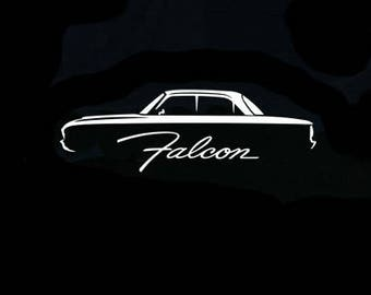 Ford Falcon decal
