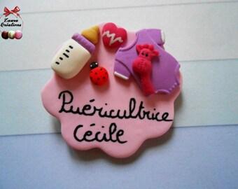 Craft badge childhood