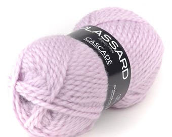 big ball of wool CASCADE (1) pink color boud'chou