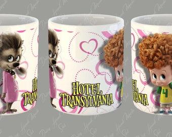 Hotel Transylvania 2 mugs Custom mug, personalized mug coffee mug tea mug, drinking mug, gift mug, mug, mug, family graphics