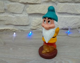 Toy or collection snow white bashful dwarf