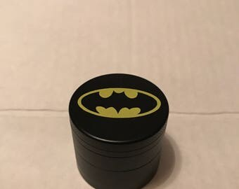 Batman 40mm Alloy Herb Grinder