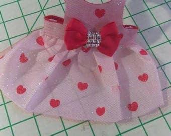 Valentine's Day dress Adult