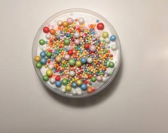 M&M yogurt