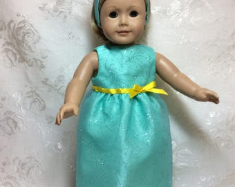 "Special Occasion dress fits 18"" American Girl Doll ."