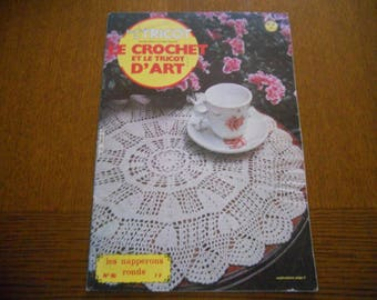 Crochet and knitting of Art special issue out seris numera 80