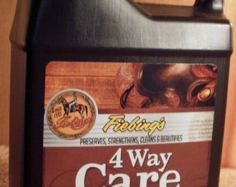 Fiebing's 4 Way Care for Leather 16 oz. #303