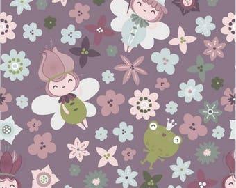 Flower girl - Elf love purple Jersey