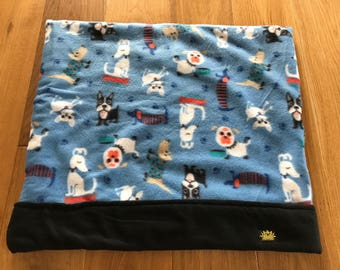 Dachshund Dog Snuggle Sacks Sleeping Bag Blanket