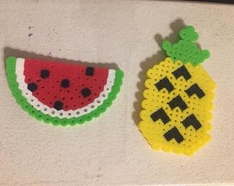 Fruit Perler Beads