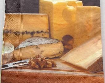 20 napkins - Cheese tray REF. 3263