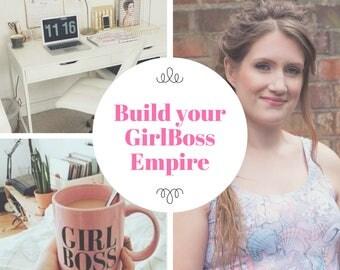E-Course: Build your GirlBoss Empire