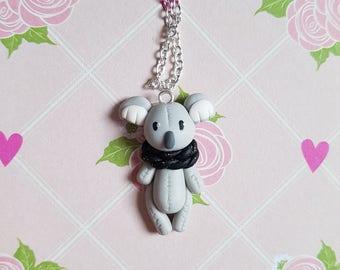 """Necklace """"Koala"""" (2) pet blanket"""