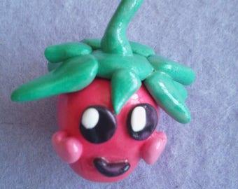 Strawberry medium tip pens or pencils