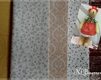 Teddy bear doll making Kit