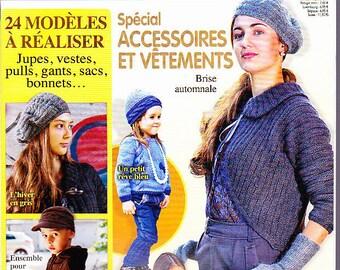 magazine knitting creating 2 December 2011