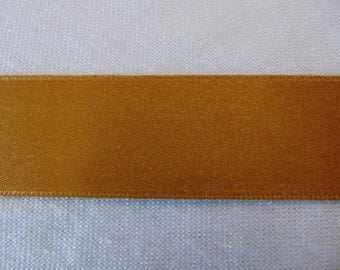 Double faced satin ribbon, red (S - 249)