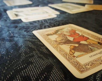 Tarot Reading - Two Card, Very Detailed