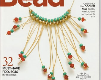 Journal Beadstyle Magazine September 2011(vol. 9, issue 5)