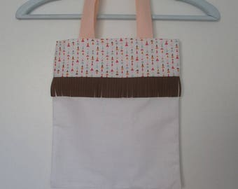 "bag-tote bag ""Indian"" kids sport business, school lunch"