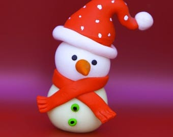 Figurine decoration for Christmas tree decoration