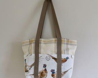 Pheseant Handbag