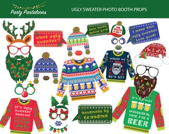 Ugly Christmas Sweater Props