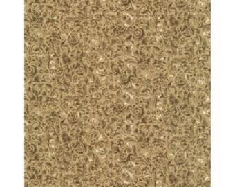 patchwork fabric tone on tone beige khaki ref6674
