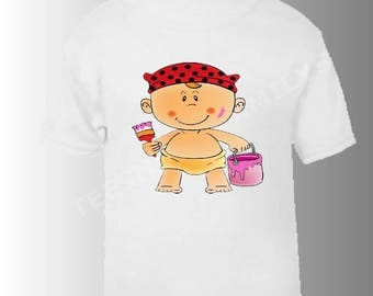 CHILD baby funny t-shirt