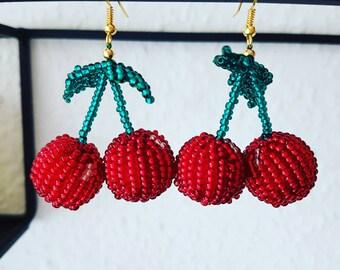 Double cherries handmade -popular in Denmark