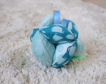 Ball of whale soft grip