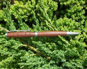 Exotic wood pen