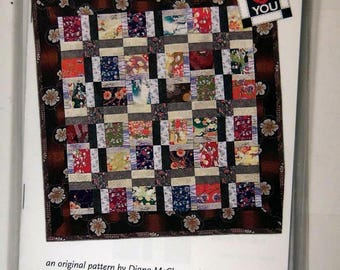"""Quilting Pattern - """"A Few of My Favorite Things"""" (3 Sizes: 58"""" x 58"""", 74"""" x 90"""" and 90"""" by 90"""")"""
