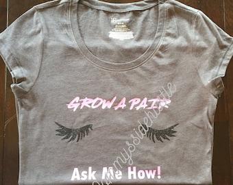 Rodan and Fields Lash Boost T Shirt