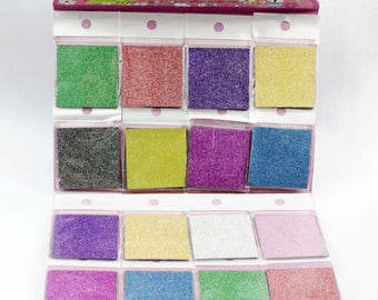Matching sequin 5 * 5 cm - 150 pieces of origami paper