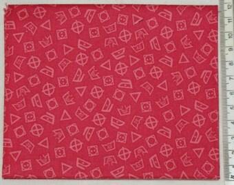 "Makower - ""6 laundry day"" embroidery."