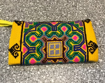 Nepalese Colourful Purse