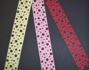 SCRAPBOOKING lot frieze holes 24 cm
