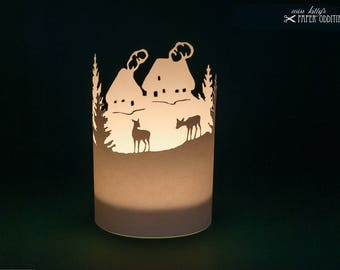 Craft Arch Light» Mountain Village «1-piece
