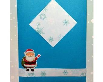 """Envelope coordinate """"Selfie Santa"""""""