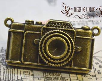 1pcs QWP120, bronze pendant, camera, photo