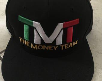 Mayweather TMT cap Black